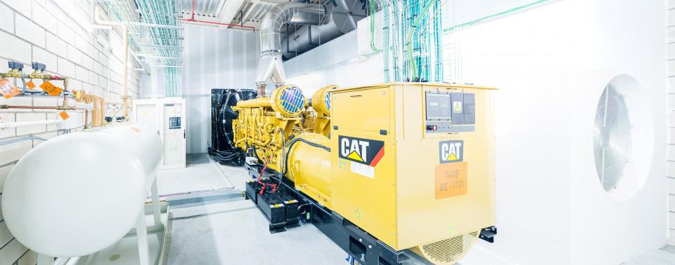 Generator Heating Systems » HOTSTART