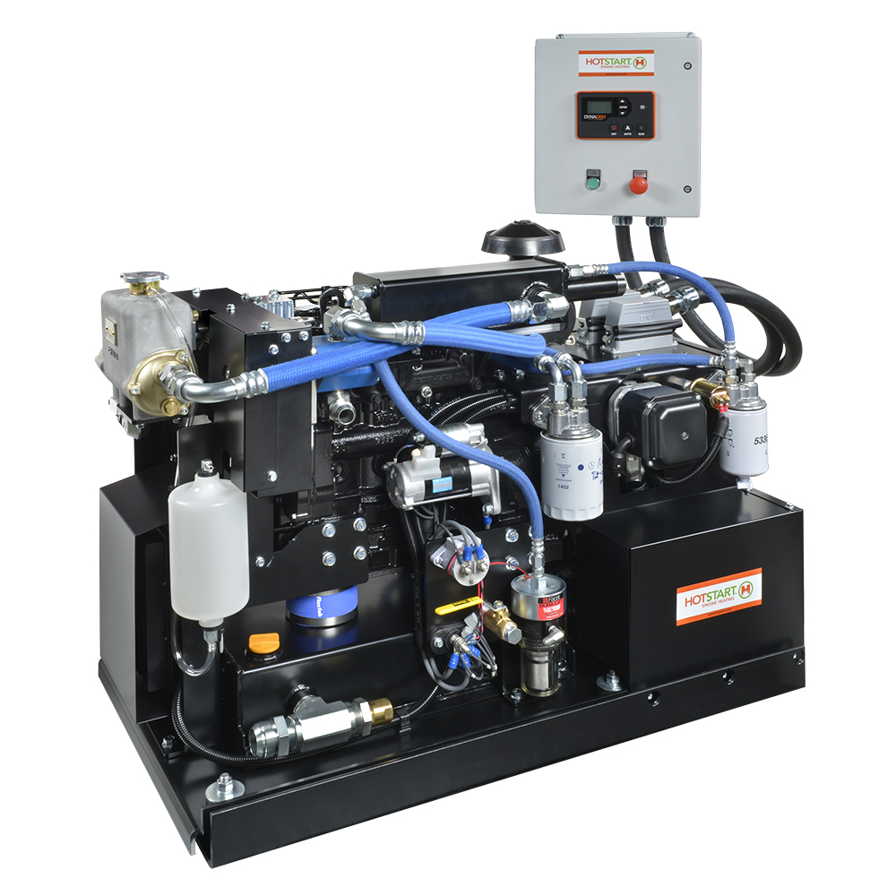 HOTSTART APU Idle Reduction Heater