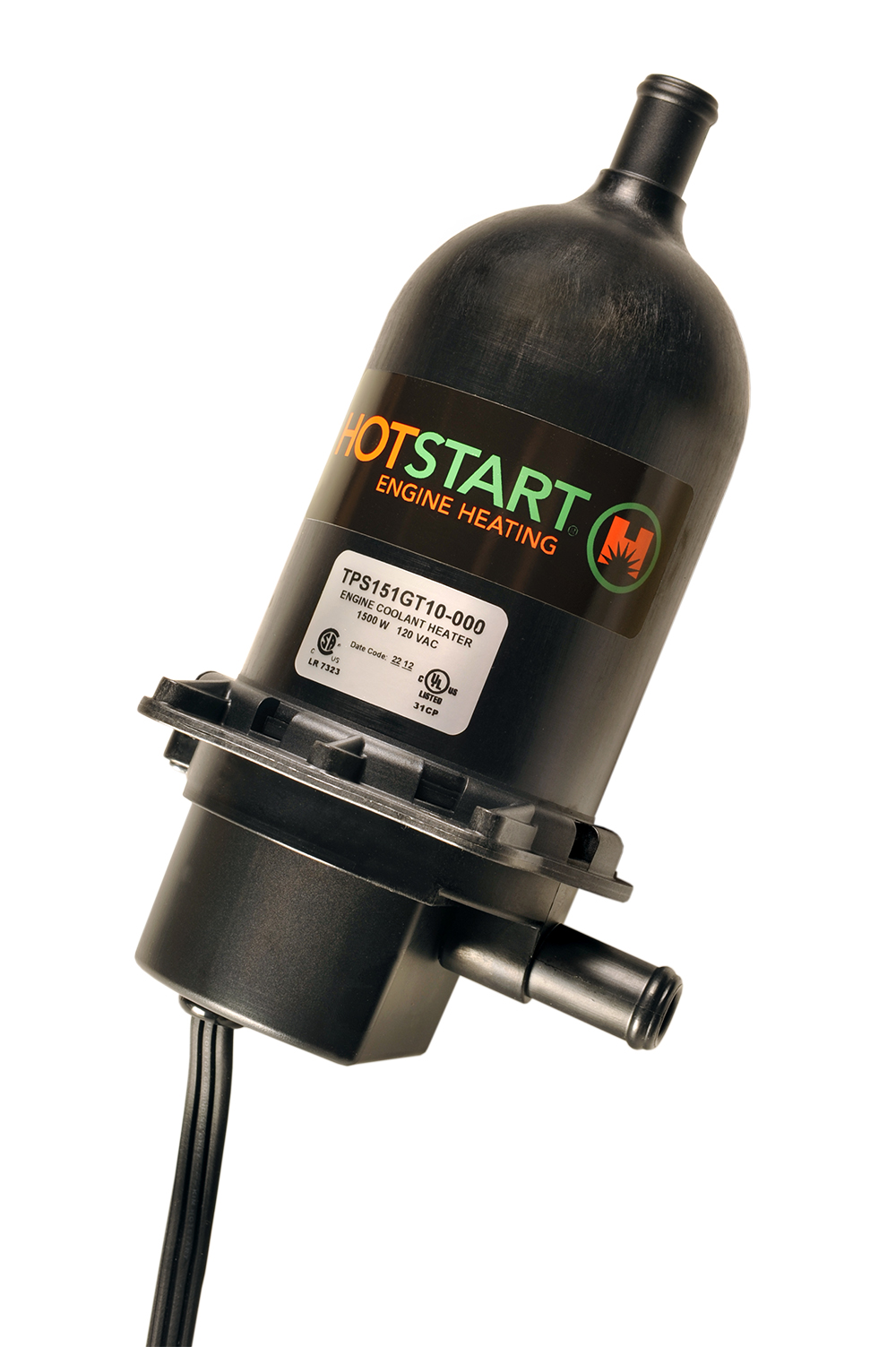HOTSTART-TPS-Coolant-Engine-Heater