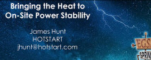HOTSTART's James Hunt Presented at EGSA Spring 2018 Conference