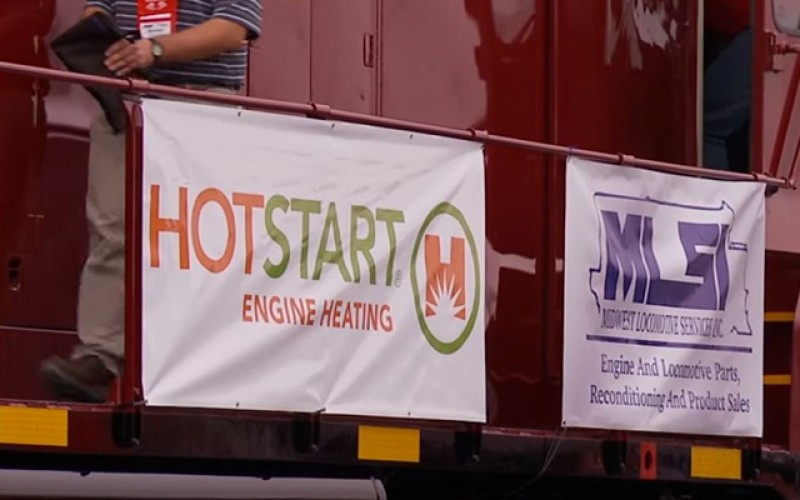 HOTSTART at Railway Interchange 2015